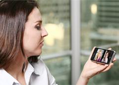 モバイル会議イメージ
