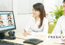 クラウド型Web会議 FRESH VOICE ASPのご紹介