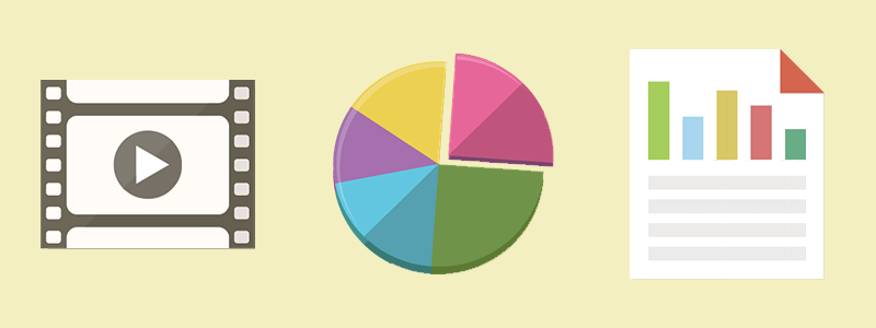資料共有方法の比較一覧