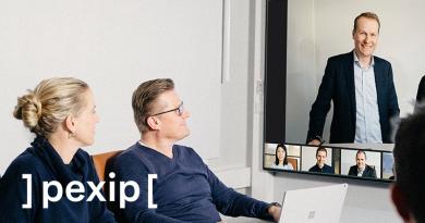 クラウド型Web会議 Pexip Serviceのご紹介