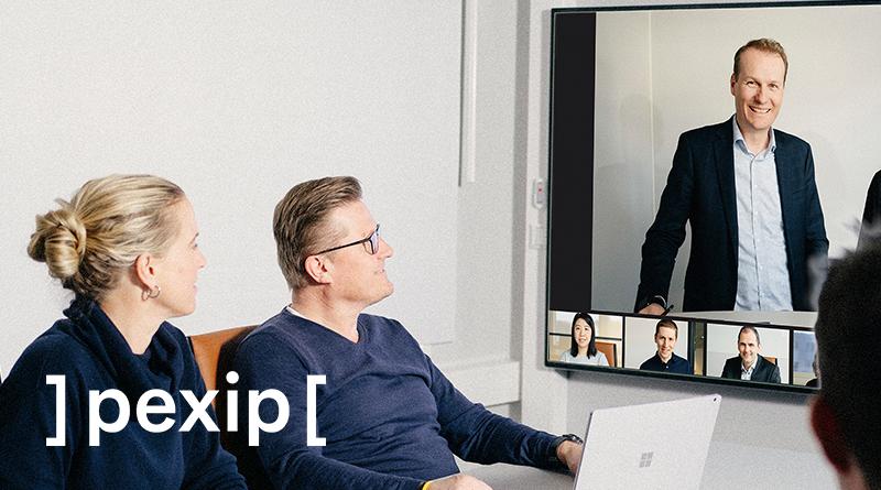 クラウド型Web会議 Pexip Service