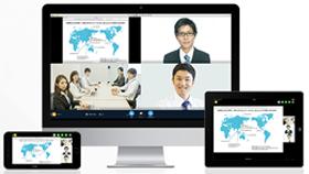 ウェブ会議システムV-CUBEミーティング